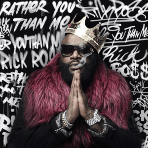 """Rick Ross - """"She On My Dick"""" Feat. Gucci Mane"""